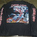 Tomb Of The Multilated european tour longsleeve