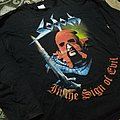 In the sign of evil shirt