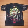 Slayer seasons in the abyss allover print  TShirt or Longsleeve