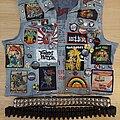 Iron Maiden - Battle Jacket - 80s inspired vest