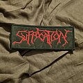 Suffocation - Patch - Suffocation
