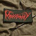 Monstrosity - Patch - Monstrosity