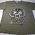 Motörhead - TShirt or Longsleeve - Motörhead - Warpig Oliv