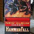 HammerFall - Other Collectable - Hammerfall - Crimson Thunder Cardboard Display