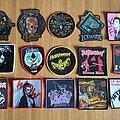Destruction - Patch - Metal Hardrock Wrestling Games Patches