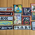 AC/DC - Patch - Metal Hardrock Wrestling Games Series Patches