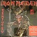 """Iron Maiden - Tape / Vinyl / CD / Recording etc - Iron Maiden """"Senjutsu"""" 2-CD."""