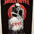 Megadeth - Patch - Megadeth Forever BP.