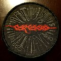 """Carcass - Patch - Carcass """"Surgical Steel"""" Tour Patch."""