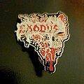 Exodus - Pin / Badge - Exodus Enamel Pin.
