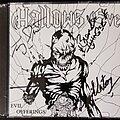 "Hallows Eve - Tape / Vinyl / CD / Recording etc - Hallows Eve ""Evil Offerings"" CD Single."