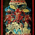 """Space Chaser - Patch - Space Chaser """"Salivation Army"""" Patch."""