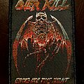 """Overkill - Patch - Overkill """"Bring Me The Night"""" Patch."""
