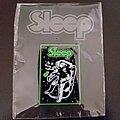 Sleep - Pin / Badge - Sleep Tour Pin.