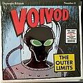 """Voivod - Tape / Vinyl / CD / Recording etc - Voivod """"The Outer Limits"""" LP Reissue."""