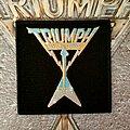 "Triumph - Patch - Triumph ""Allied Forces"" 40th Anniversary Patch."