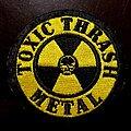 Toxic Holocaust - Patch - Toxic Holocaust Patch.