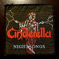 "Cinderella - Patch - Cinderella ""Night Songs"" Patch."