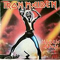 "Iron Maiden - Tape / Vinyl / CD / Recording etc - Iron Maiden ""Maiden Japan"" EP Venezuelan Issue."