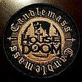 "Candlemass - Patch - Candlemass ""House Of Doom"" Patch."
