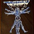 "Triumph - Patch - Triumph ""Thunder Seven"" Bootleg BP."