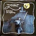 "Tyrant - Tape / Vinyl / CD / Recording etc - Tyrant ""Hold Back The Lightning"" LP."
