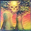 """Nuclear Assault - Tape / Vinyl / CD / Recording etc - Nuclear Assault """"Survive"""" LP."""