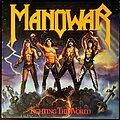 "Manowar - Tape / Vinyl / CD / Recording etc - Manowar ""Fighting The World"" LP"