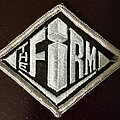 The Firm - Patch - The Firm Logo Patch.