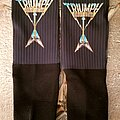 """Triumph - Other Collectable - Triumph """"Allied Forces"""" 40th Anniversary Socks."""