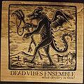 "Dead Vibes Ensemble - Tape / Vinyl / CD / Recording etc - Dead Vibes Ensemble ""what devilry is this?"" CD Wooden Box."