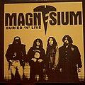 """Magnesium - Tape / Vinyl / CD / Recording etc - Magnesium """"Buried 'N' Live"""" CD."""