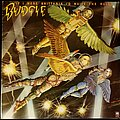 """Budgie - Tape / Vinyl / CD / Recording etc - Budgie """"If I Were Brittania I'd Waive The Rules"""" Promo LP."""