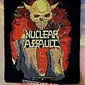 """Nuclear Assault - Patch - Nuclear Assault """"Survive"""" Original Patch."""