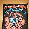 Helloween - Patch - Helloween 'EP' printed patch.