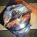Helloween - Tape / Vinyl / CD / Recording etc - Helloween 'Skyfall' shaped vinyl.