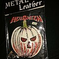 Helloween - Patch - Helloween leather patch.