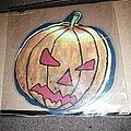 Helloween - Tape / Vinyl / CD / Recording etc - Helloween 'Halloween' pumpkin shaped promo vinyl.