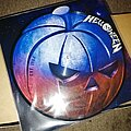 Helloween - Tape / Vinyl / CD / Recording etc - Helloween 'Pumpkins United' pumpkin shaped vinyl.