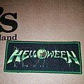 Helloween - Patch - Helloween EP logo patch.