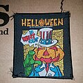 Helloween - Patch - Helloween 'I Want Out' patch.