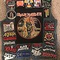 Iron Maiden - Battle Jacket - Chad Thundercock's Battle Vest