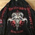 Hellripper limited edition hexannacht shirt