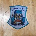 Metallica - Patch - Metallica crash course in the brain surgery patch