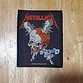 Metallica - Patch - Metallica damage Inc. Patch