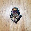 Megadeth - Pin / Badge - Megadeth hangar 18 pin from pulltheplug