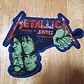 Metallica - Patch - Metallica hammer of Justice patch