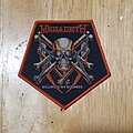 Megadeth - Patch - Megadeth killing is my business patch from pulltheplug