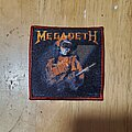 Megadeth - Patch - Megadeth so far so good so what patch