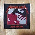 Metallica - Patch - Metallica kill em all patch